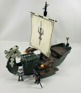 Playmobil How to Train Your Dragon Drago's Ship 9244 Dreamworks Dragons