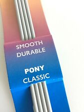 Pony Set Of 4 Double Pointed Knitting Needles ~ DPN 's ~ 20 cm ~ Various Sizes