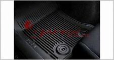 TOYOTA OEM Rubber Floor Mats 86 GT86 ZN6 Material: SBR (rubber) Colour: Black