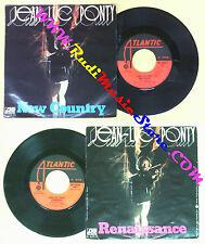 LP 45 7''JEAN-LUC PONTY New country Renaissance 1976 italy ATLANTIC no cd mc*dvd