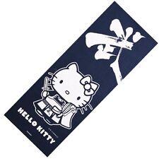 Japanese Kimono Kendo Tenugui Toell SANRIO Hello Kitty Sanrio NAVY