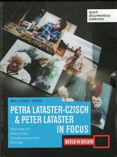 Petra & Peter Lataster - Dutch Documentary DVD Box with English subtitles
