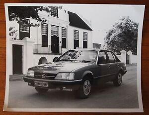 Opel Commodore - Original Black & White Press Publicity Photo