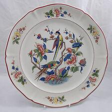 Villeroy & et boch phoenix rouge plat rond/chargeur/plateau 31cm