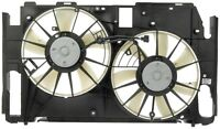 Engine Cooling Fan Assembly Dorman 620-597 fits 06-12 Toyota RAV4 3.5L-V6