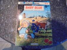 belle eo des tuniques bleues baby blue