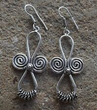 Indian Jewellery Earrings without Stone