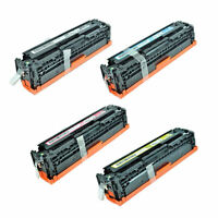 4PK NON-OEM TONER CARTRIDGE FOR CANON 116 MF-8050CN MF-8030 MF-8080 MF-8080CW