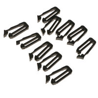 Connecting Clips Backpack 10pcs Molle Locking Webbing Buckle Carabiner