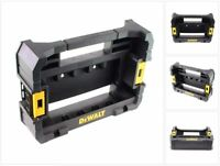 DeWalt DT70716 TSTAK Accessory Caddy For Tough Case Cases - Wall Mountable