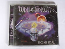 CD White Skull The XIII SKUL