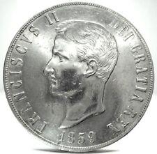 Regno delle DUE SICILIE (1859) q.SPL