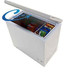 Small Chest Deep Freezer Haier 7.1 cu ft , White