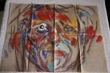 R B Kitaj Wrapping Paper/Poster Rare Collectable