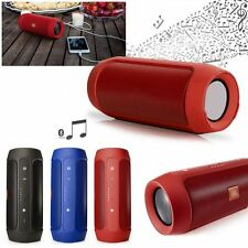 Waterproof Portable Charge 2 Plus Wireless Bluetooth Mini Portable Speakers