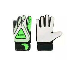 Football Goalkeeper Goalie Soccer Gloves Kids children size 4 Premier League