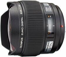 Olympus Diagonal Fisheye Lens Zuiko Digital Ed 8Mm F3.5 Fisheye