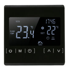 LCD  Screen Thermostat Electric Floor Heating System Water Heating D4V2