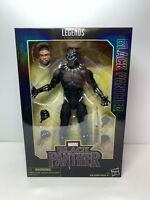 BLACK PANTHER Marvel Legends Series 12-Inch Action Figure NEW Free Shipping