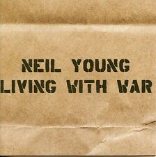 Neil Young - Living with War  (CD, May-2006, Reprise)
