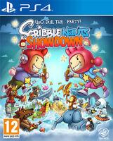 Scribblenauts Showdown PS4 Playstation 4 WARNER BROS