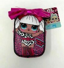 LOL Surprise Doll Backpack 5 inches Pink Leopard Print Born To Rock New With Tag
