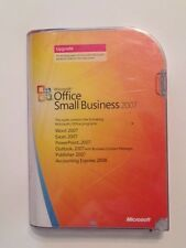 Microsoft Office Small Business 2007 Upgrade *2 Discs & Product Key Included*