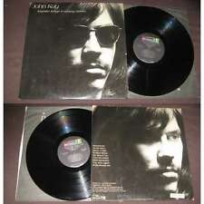 JOHN KAY -  Forgotten Songs & Unsung Heroes LP Psych Folk Steppenwolf 1972
