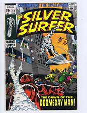 Silver Surfer #13 Marvel 1970