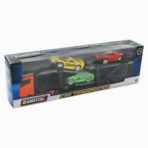 Teamsterz Random color Car Transporter3  Fast Cars Diecast Kids Toy Model Truck