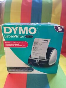 Dymo LabelWriter 4XL Thermal Label Printer - Black