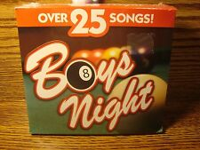 Boys Night Out  2 CDs of 25+ Hit songs for * Men-Boys * Enlarge Photo List