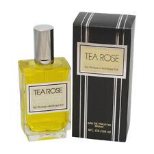 Tea Rose Eau De Toilette Spray 4.0 Oz / 120 Ml