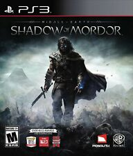 Middle-Earth: Shadow of Mordor PS3 [Brand New]