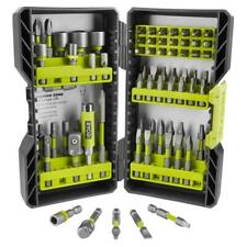 70 Piece Magnetic Screw Ryobi Impact Driving Kit Power Tool Accessory Bit Holder