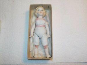 "Vintage Shackman Handmade Antique Replica Chemise Doll Japan 5 1/4"""