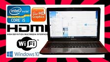 "Gateway NV57H57u✓ Intel i5 2.4GHz ✓ 6GB RAM✓ 640GB HDD✓ HDMI✓ Intel HD✓ 17.3""✓"