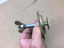 EXCELLENT USED ORIGINAL GENUINE PORSCHE BOXSTER SPARE TIRE HOLD DOWN BRACKET