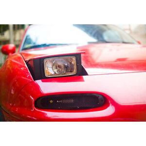 JASS PERFORMANCE LOW PROFILE HEADLIGHTS RHD FITS MAZDA MX5 NA 5155