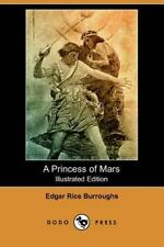 A Princess of Mars by Edgar Rice Burroughs (English) Paperback Book