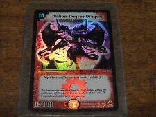 Duel Monsters Billion-Degree Dragon S4/S5 Super Rare 2005 Wizards of the Coast