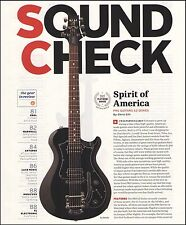 PRS S2 Starla Mira Series guitar sound check 8 x 11 bench test review