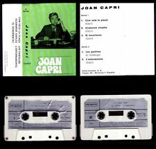 JOAN CAPRI - HUMOR CATALAN - SPAIN CASSETTE VERGARA 1972 - EXCELLENT / EXCELENTE