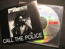 "INI KAMOZE ""CALL THE POLICE"" - MAXI CD"