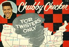 """CHUBBY CHECKER - FOR TWISTERS ONLY 12"""" LP (L7126)"""