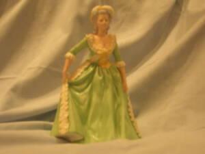 Franklin Mint Porcelain Figurine: Marie Antoinette