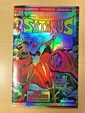 Lady Death Moments #1 Daughter of Satanus Holo Foil Variant Cover Steven Butler