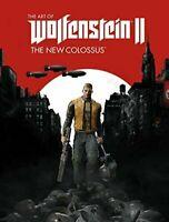 Wolfenstein II: The New Colossus | Steam Key | PC | Digital | Worldwide |