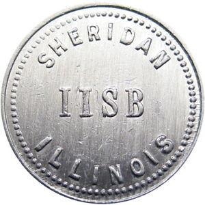 Sheridan Illinois Good For Token Illinois Industrial School For Boys Prison