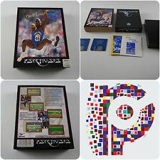 Le Carl Lewis Challenge un PSYGNOSIS jeu pour l'Amiga testé et de travail très bon état